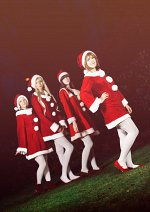 Cosplay-Cover: Yui Hirasawa [Christmas]