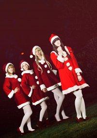 Cosplay-Cover: Mio Akiyama [Red Christmas REMAKE] ♪