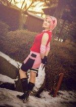 Cosplay-Cover: Sakura Haruno [Shippuden Remake]