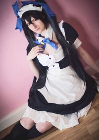 Cosplay-Cover: Noire [Maid] ♪
