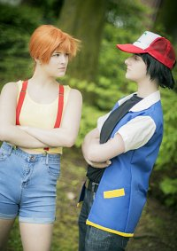 Cosplay-Cover: Misty