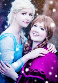 Cosplay-Cover: Elsa ♪