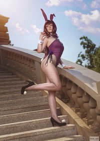 Cosplay-Cover: Scáthach [Bunny] ♪