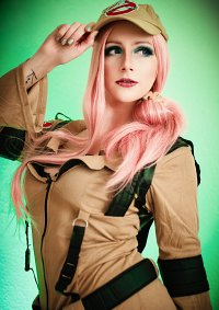 Cosplay-Cover: Luka Megurine [Ghostbusters] ♪