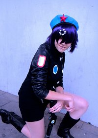 Cosplay-Cover: Cyborg Noodle
