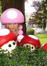Cosplay-Cover: Toadette