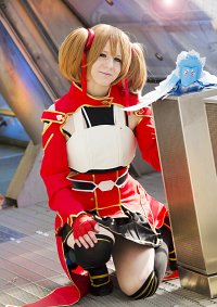 Cosplay-Cover: Silica