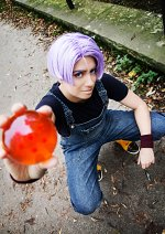 Cosplay-Cover: Trunks Briefs [Battle Of Gods Movie]