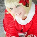Cosplay: Shiemi Moriyama (Christmas)