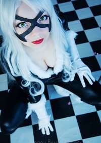 Cosplay-Cover: Black Cat (NICHT Catwoman)