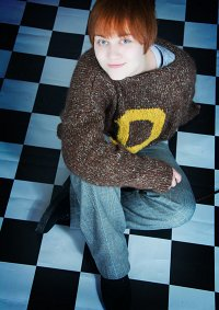 Cosplay-Cover: Ronald Weasley [Christmas Pullover]