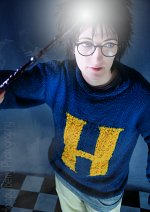 Cosplay-Cover: Harry Potter [Christmas Pulli]