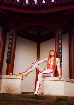 Cosplay-Cover: Kasumi [White Version]
