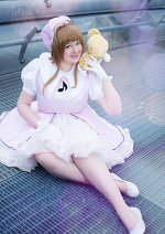 Cosplay-Cover: Kinomoto Sakura - 木之本 さくら [Artwork Music Dress]