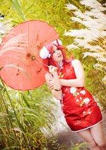 Cosplay-Cover: Maki Nishikino [Cheongsam]