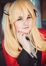Cosplay-Cover: Mary Saotome