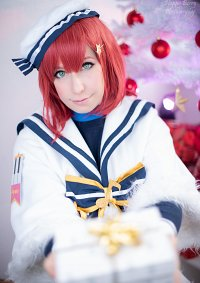Cosplay-Cover: Ruby - Chor (Unidolized)