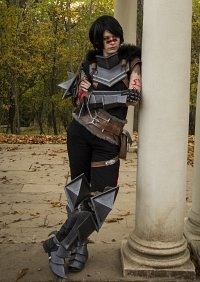 Cosplay-Cover: Marian Hawke (Mage)