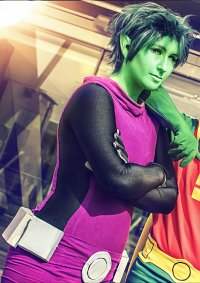 Cosplay-Cover: Beast Boy