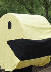 Cosplay-Cover: Pac Man