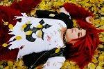 Cosplay-Cover: Axel ~VIII~ [Halloween-Town]