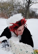 Cosplay-Cover: Axel [unwelcome Santa]