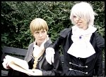 Cosplay-Cover: Reim/Liam Lunettes [Night In Gale]