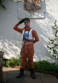 Cosplay-Cover: Wedge Antilles