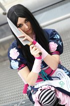 Cosplay-Cover: Alice - Silk Maiden