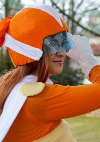 Cosplay-Cover: Majo Orange