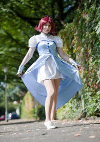 Cosplay-Cover: Pretear blau