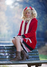 Cosplay-Cover: Candy White Adley (Wintermantel)