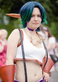 Cosplay-Cover: Keira (aus Jak and Daxter)