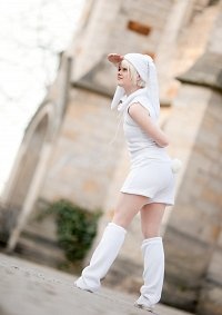 Cosplay-Cover: Ruka Nogi [white Rabbit]