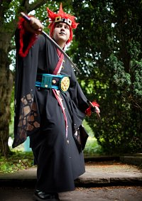 Cosplay-Cover: Eustass Kid [Yukata]