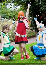 Cosplay-Cover: Bubbles (D!PPGZ)