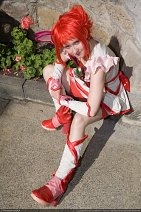Cosplay-Cover: Cure Rouge (Yes! Pretty Cure 5)