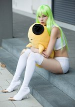 Cosplay-Cover: C.C. R2 [white]