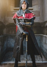 Cosplay-Cover: EVIE FRYE [Defender's Garb]
