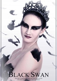 Cosplay-Cover: Black Swan