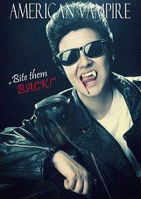 Cosplay-Cover: Travis Kidd [American Vampire]