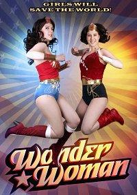 Cosplay-Cover: WonderGirl [TV-Serie 1975]