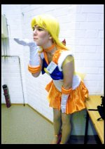 Cosplay-Cover: Super Sailor Venus