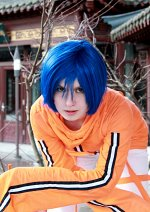 Cosplay-Cover: Akito/Agito Wanijima
