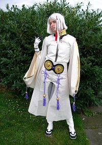 Cosplay-Cover: Dio Eraclea (Fam - The Silver Wing)