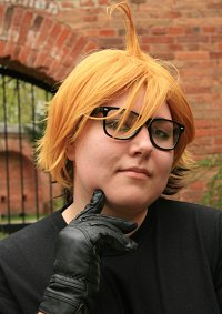 Cosplay-Cover: Ronald Knox !Checkmate!