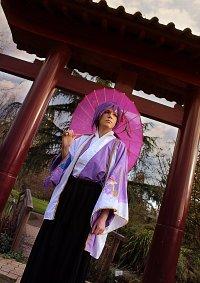 Cosplay-Cover: Murasakibara Atsushi [Kimono Version]