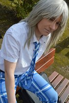 Cosplay-Cover: Riku (Schulunifrom)