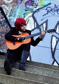 Cosplay-Cover: Ittoki Otoya  ★  ||⊱вℓαcк ѕυιт⊰||
