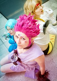 Cosplay-Cover: Tigerauge